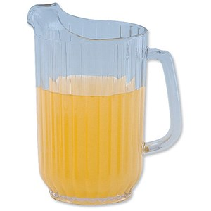 Image of Polycarbonate Jug / Dishwasher Safe / 1.1 Litre / Clear