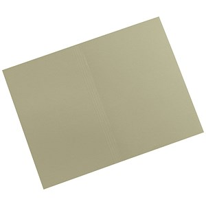 Image of 5 Star Square Cut Folders Manilla 315gsm Foolscap Green [Pack 100]