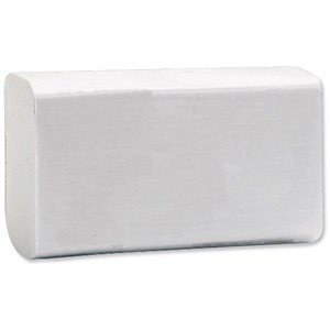 Image of C-Fold Hand Towels / 2-Ply / White / 200 Towels