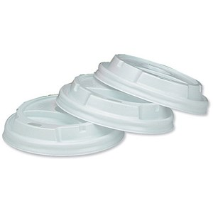 Image of Vented Lids for 236ml Vending Cups - Pack of 100