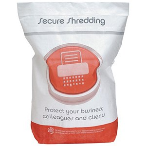 Image of Secure Shredding Sacks Ref SSS [Pack 10]