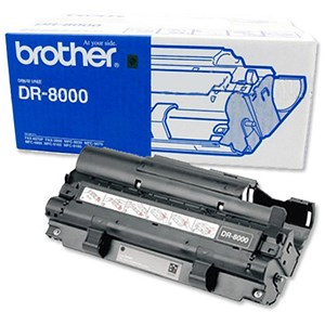 Image of Brother DR8000 Black Fax Laser Drum Unit