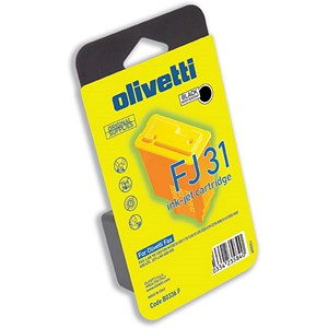 Image of Olivetti FJ31 Inkjet Cartridge Monoblock Printhead Black Ref B0336