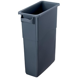 Image of EcoSort Recycling System Maxi Bin / 70 Litre / Anthracite Grey
