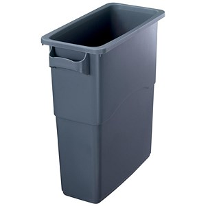 Image of EcoSort Recycling System Midi Bin / 60 Litre / Anthracite Grey