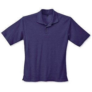 Image of Portwest Ladies Polo Shirt / Size 18-20 / Navy