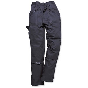 Image of Portwest Ladies Action Trousers / Size 12-14 / Navy