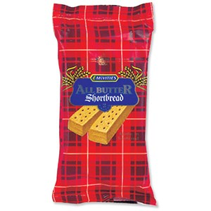 Image of McVities Shortbread - 48 Twin Packs