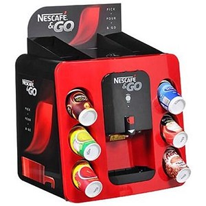 Image of Nescafe & Go Drinks Machine