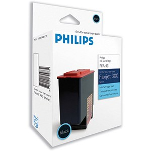 Image of Philips PFA431 Black Inkjet Cartridge