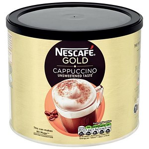 Image of Nescafe Cappuccino Instant Coffee - 1kg