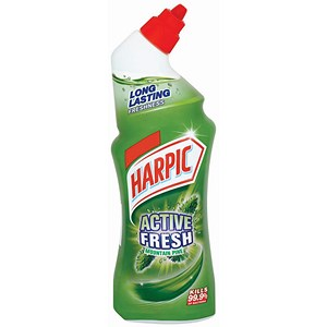 Image of Harpic Active Toilet Cleaning Gel / Pine / 750ml