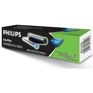 Image of Philips PFA331 Black Thermal Fax Ink Film
