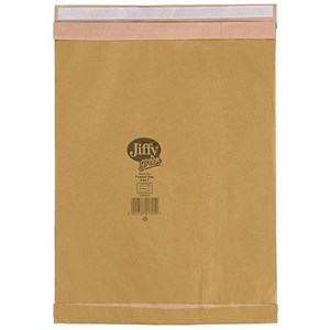 Image of Jiffy Green No.7 Padded Bags / 341x483mm / Pack of 25