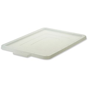 Image of Strata Storemaster Jumbo Lid / Translucent / Lid Only