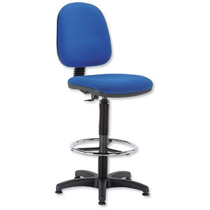 Trexus Office Operator Chair High Rise Medium Back H300mm W460xD430xH680 820m