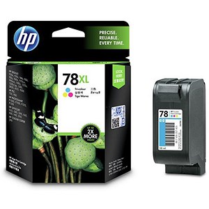 Image of HP 78 Colour Ink Cartridge