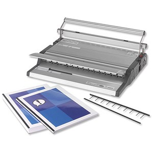Image of GBC SureBind 500 Office Manual Strip Binder