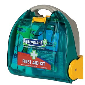 Image of Wallace Cameron Bambino Compact 5 First Aid Kit with Micro Plaster Unit - 1-5 Users