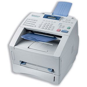 Image of Brother Laser Fax 8360P 33.6Kbps Multifunctional Photocopies 11 ppm Capacity 250 Sheets Ref FAX 8360P