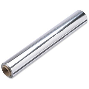 Image of Aluminium Foil for Kitchen Use - 300mmx75m