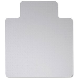 Image of 5 Star Chair Mat / Clear / W900mm x D1200mm