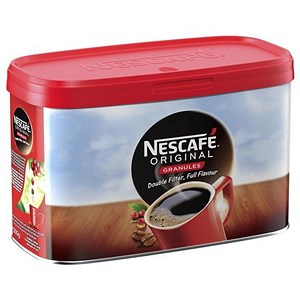 Image of Nescafe Original Instant Coffee Granules - 500g Tin