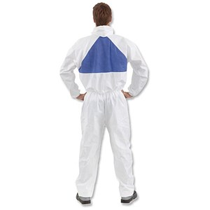 Image of 3M 4540+ Light Breathable Protective Coverall - Large