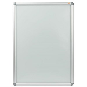 Image of Nobo Clip-down Frame Moulded Aluminium Front-opening - A1