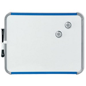 Image of Nobo SlimLine Magnetic Drywipe Board - W280xH220mm