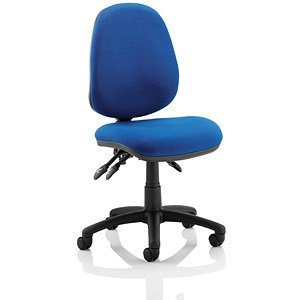 Image of Trexus Plus High Back Chair / Asynchronous / Blue