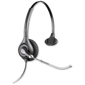 Image of Plantronics Headset SupraPlus Wired Quick Call Comfortable Ref H251/A/36828-31/41