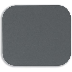 Image of Fellowes Mousepad Solid Colour - Grey