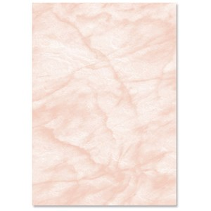 Image of A4 Marble Paper for Toner & Inkjet / Rose / 90gsm / Pack of 100 Sheets