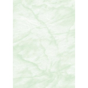 Image of A4 Marble Paper for Toner and Inkjet / Green / 90gsm / Pack of 100 Sheets