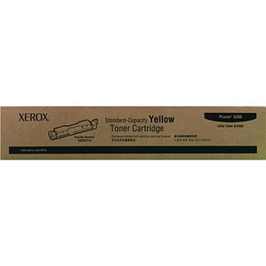 Image of Xerox Phaser 6360 Yellow Laser Toner Cartridge