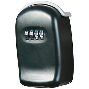 Image of Phoenix Key Store Safe Box Combination Lock 0.4kg W65xD35xH100mm Ref KS0001C