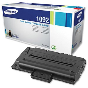 Image of Samsung MLT-D1092S Black Laser Toner Cartridge and Drum Unit