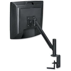 Image of Fellowes Smart Suites TFT Monitor Arm / 90 degree Tilt / 21 inch 9kg Capacity