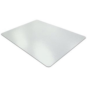 Image of Cleartex Ultimat Chair Mat For Hard Floors 1190x890mm Clear