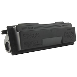 Image of Epson S050437 High Yield Black Laser Toner Cartridge