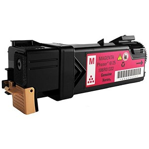 Image of Xerox Phaser 6125 Magenta Laser Toner Cartridge
