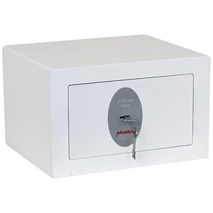 Image of Phoenix Fortress High Security Safe Key Lock 8L Capacity 20kg W350xD300xH220MM Ref SS1181K
