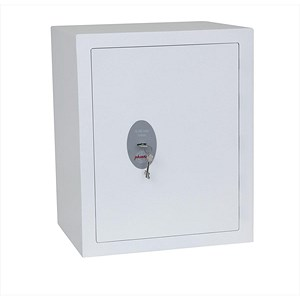 Image of Phoenix Fortress High Security Safe Key Lock 43L Capacity 56kg W450xD350xH550mm Ref SS1183K
