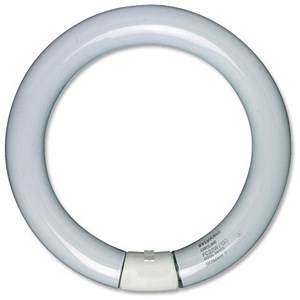 Image of Unilux Circular Fluorescent Tube for Mini Magnifier Lamp 12W G10Q