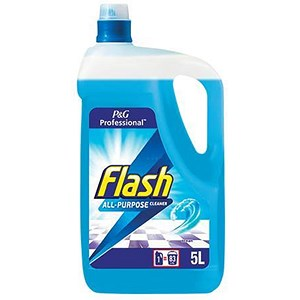 Image of Flash All Purpose Cleaner / Morning Dew Fragrance / 5 Litres