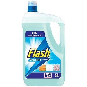 Image of Flash Floor Cleaner for Granite Marble & All Washable Surfaces - 5 Litres