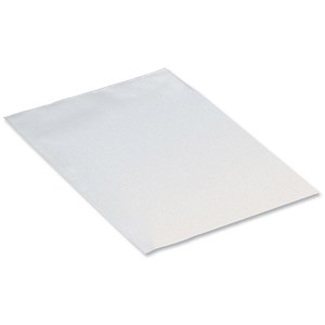 Image of Lightweight Polybags / 120 Gauge / 375x500mm Transparent / Pack of 1000