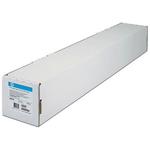 Image of HP Universal High Gloss Paper / 914mm x 30.5m / White / 190gsm / Roll
