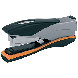 Image of Rexel Optima 40 Flat Clinch Full Strip Stapler with No. 56 Staples - Capacity: 40 Sheets